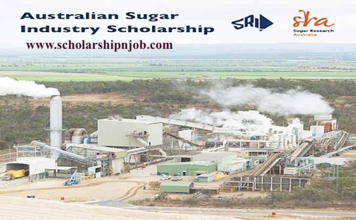 Fully Funded Australian Sugar Industry Scholarship - Australia