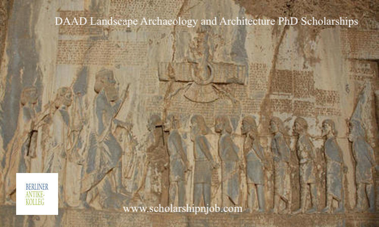 Fully Funded DAAD Landscape Archaeology and Architecture PhD Scholarships - Germany