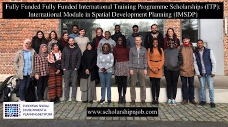 Fully Funded International Training Programme Scholarships - Belgium