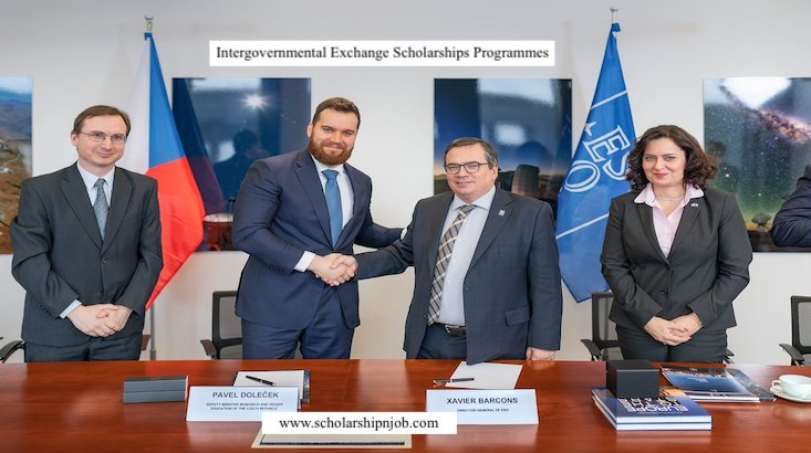 Fully Funded Intergovernmental Exchange Scholarship Programmes - Czech Republic