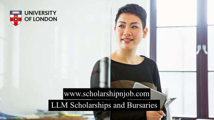 Partially Funded LLM Scholarships and Bursaries - United Kingdom