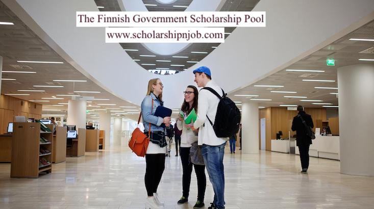 The Finnish Government Scholarship Pool - Finland