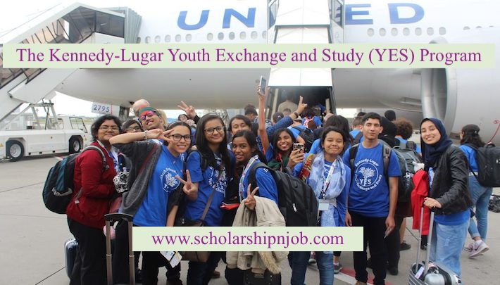 The U.S. Department of State's Kennedy-Lugar Youth Exchange and Study Abroad (YES Abroad) program