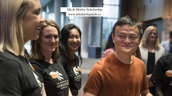 The Partially Funded Ma & Morley Scholarship Program - University of Newcastle, Australia